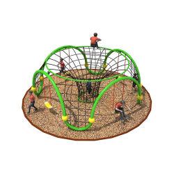 Расширения для установки вне помещений альпинизм веревки Net игровая площадка отверстий оборудование для фитнеса для детей