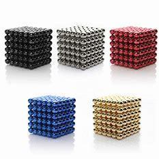2019 precio de fábrica 5mm magnético del imán de neodimio de cubos Puzzle bolas