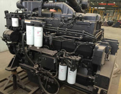 Komatsu Motor Diesel de 6D170 en Stock para excavadora Komatsu PC1200