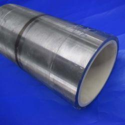 Revestimientos de cerámica resistente al desgaste y corrosión de alúmina de impacto de la dureza de la camisa del tubo de Cerámica de zirconio
