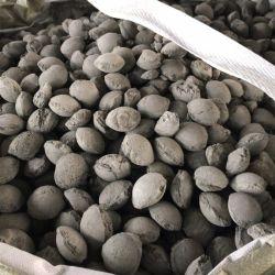 O carboneto de silício briquetes (SIC) Esferas de Aço