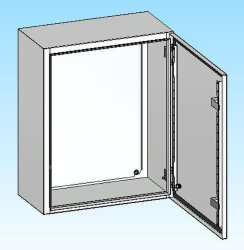 IP66冷たい鋼鉄圧延シートの電力配分のキャビネット