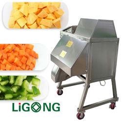 آلة قطع الفاكهة والخضار Cassava Patato dicking آلة الزّ [فرا] يقطع [كوب] [ديدينغ] آلة