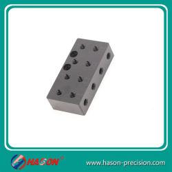 높은 정밀도 기계설비 CNC는 CNC 알루미늄 부속, 광학 장비 부속을 기계로 가공하는 CNC를 분해한다