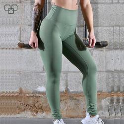 OEMの工場Gymwearの女性のヨガによっては女性スポーツのレギングが喘ぐ