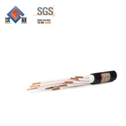 Il cavo elettrico di alluminio del PVC della fabbrica del cavo elettrico di Shenguan ha inscatolato la telecomunicazione del cavo di controllo del collegare del piano del collegare elettrico del collegare