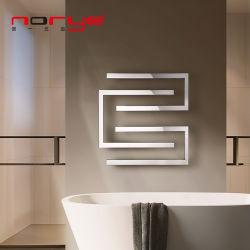Установка на стену отопительную батарею для серии S - теплое полотенце для ванной комнаты
