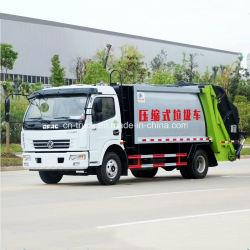 Dongfeng Rhd/DG La collecte des ordures de camion à ordures de compression de chariot