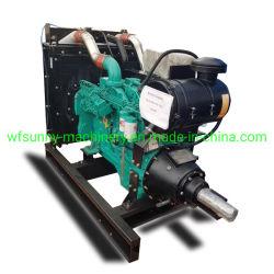 Dieselmotor 30-420HP150-3000rpm mit Kupplung und Riemenscheibe