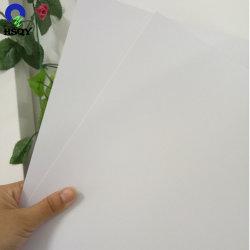 材料を作るIDのカードは印刷PVCシートの白を注入する