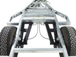 Независимые жилого прицепа комплект подвески катушки Offroad подвески