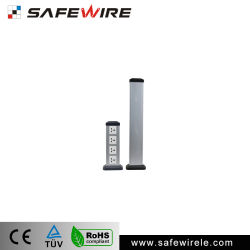 CE 인증 케이블 웰스 - 모듈식/기능성 미니 컬럼/돌출된 바닥 소켓