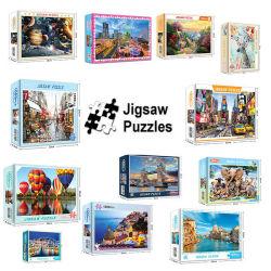 1000 Pièces Jigsaw puzzles Adultes Enfants Puzzle de décompression de jouets éducatifs