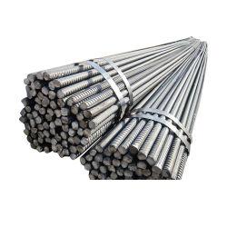 Finitions côtelées laminés à chaud La DGRH335 Renforcement de barre d'acier déformé