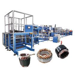 自動巻き取り生産ライン自動ブラシレス組立ライン モータステータ