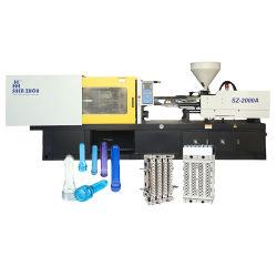 380 ton plástico de preformas PET PAC Palete de compressão de moldagem por injeção de máquina de fabricação