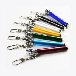 키 사슬 다채로운 연필 타이어 압력 계기를 가진 작은 휴대용 타이어 계기 펜