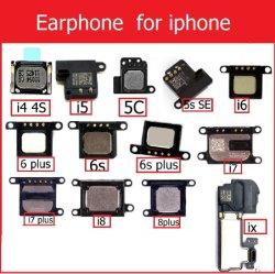 Оптовая торговля мобильного телефона наушник для iPhone 4/5/6/6s/7/8 Plus/X