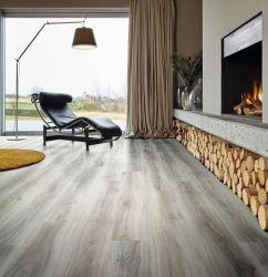 Impermeabile ignifugo legno LVT SPC plastica PVC Click vinile pavimentazione Con tampone EVA IXPE