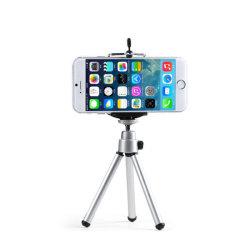 휴대용 저렴한 알로이 삼각대 미니 삼각대 스탠드 휴대폰 카메라