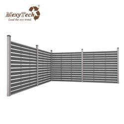 塀のためのトレリスデザイン木製の (WPC)プラスチック合成のプロフィール