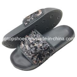 [إفا] جعل منافس من الوزن الخفيف منزلق خف أحذية [بو] شريط مع يلمع مشبك