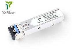 В 2 км Одномодовый оптоволоконный модуль приемопередатчика SFP низкая стоимость Оптоволоконный приемопередатчик 2,5 ггц 1310 нм