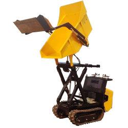 전지형 유압 트랙 트랜스포터 하이 리프트 덤퍼 트럭