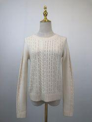 Pullover dei lavori o indumenti a maglia cachemire/delle lane