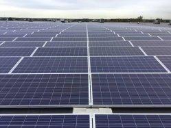 Солнечные энергетические установки на плоскую крышу крепления балласта солнечной системы на плоскую крышу стеллаж системы солнечной энергии системы
