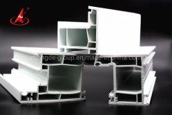 Matériau de construction en plastique extrudé/Extrusion Casement UPVC coulissante/PVC et de la porte de la fenêtre de profil