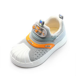 2021 قماش Soft Sole Fing Fabric، علوي، يحمي أولاً المشي أحذية الأطفال العادية المخصصة للأطفال الصغار