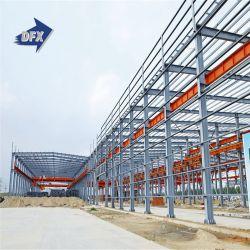Строчные здания фабрики прямой продажи Top Quality High Security Wall Защита известных стальных конструкций