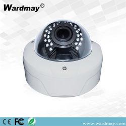 Wardmay 3.6-10mm Zoom 3x 8MP caméra CCTV 4K de l'Industrie Bureau de l'aéroport Vandalproof Dôme caméra de sécurité