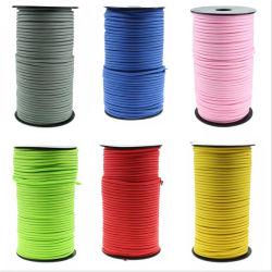Die 100% Qualitäts-Großverkauf verzierte Netzkabel und Seil für Kleider/Beutel/Hauptgewebe/Schuhe von der China-Fabrik