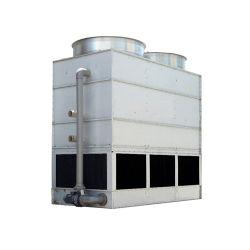 Промышленные Counter-Flow замкнутый контур охлаждения колонны льда 60t на заводе