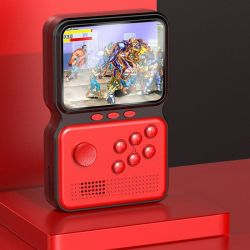 M3 비디오 게임 콘솔 레트로 클래식 900 in 1 핸드헬드 게임플레이 콘솔 Sup Game Box Power M3