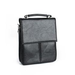 Herren Brieftasche Business Computer Luxus Messenger Bag PU Leder