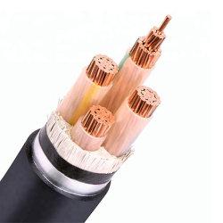 المصنع 0.6/1 كيلو فولت موصل نحاسي منخفض الجهد XLPE معزول Swa مصفحة كبل الطاقة الكهربائية
