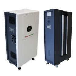 Allsparkpower tous dans un système 5kw/4.8Kwh Accueil hors réseau Utilisez la station d'énergie solaire