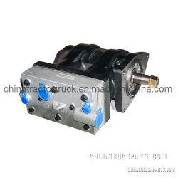 China Price Air الضاغط Vg1246130008 للبيع محرك Weichai HOWO قطع غيار محرك فاو بيبن شاكمان ضاغط الهواء Vg1246130008