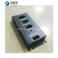 Kundenspezifische Stanzbearbeitung Eloxiertes Aluminium Audio-Leistungsverstärker Gehäuse