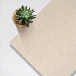 Colorida losas de piedra de cuarzo con suelos de mármol Artificial de la pared de mosaico amarillo