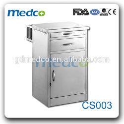 Governo CS003 di Table&Hospital del lato del letto di ospedale del cassetto di Medco 3