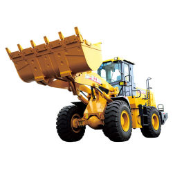 XCMG 6ton Laden-Rad-Ladevorrichtungs-Schaufel-Ladevorrichtung Lw600kn