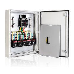 IP65 metálico à prova de Equipamentos Elétricos MCB Placa do Painel Elétrico da Caixa de Distribuição