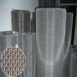 Rete metallica unita tessuta pianura dell'acciaio inossidabile degli ss 304