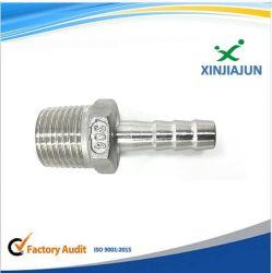 Tubo flessibile idraulico non standard dell'acciaio inossidabile del fermo del rifornimento, adattatori, accessori per tubi