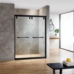 新デザインの高品質スライドバスルーム。強化ガラス製シャワー付き 部屋