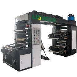 Geweven Sack papieren tas Flexographic Printing machine